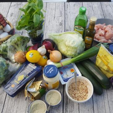 Verktyg för att lägga din egen matplan