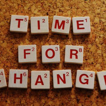 Att jobba med långsiktigt förändringsarbete