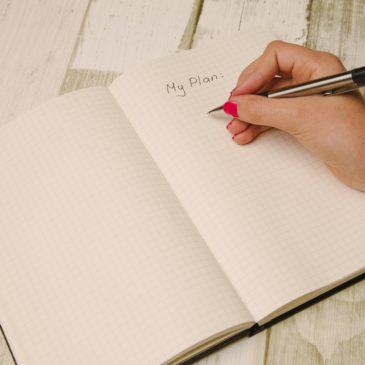 Veckoplanering – Struktur och enkelhet