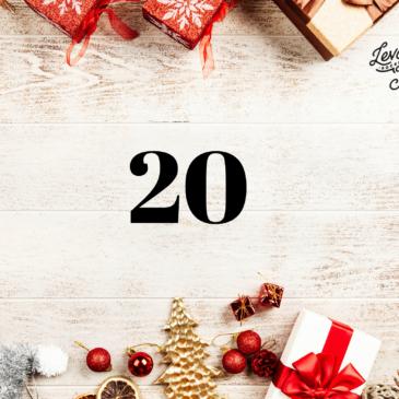 Adventskalender, glutenfri panering på julskinkan