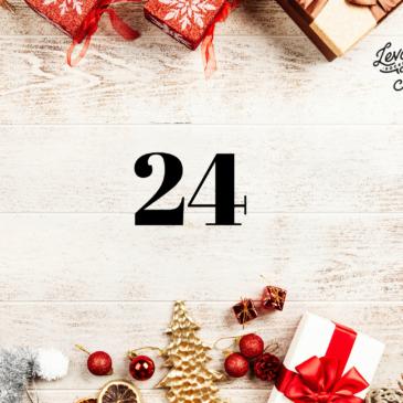 Adventskalender, årets julklapp till dig själv