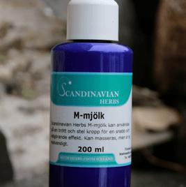 M-mjölk