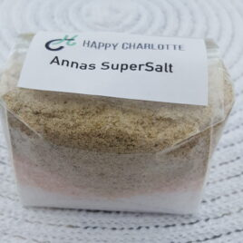 Annas Supersalt, 400 g
