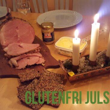 Glutenfri panering på julskinkan