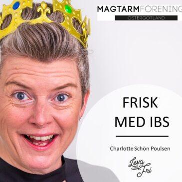 Frisk med IBS – Gratis föreläsning på torsdag