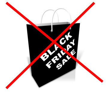 No Blackfriday