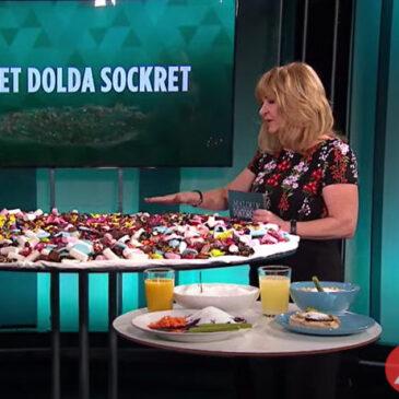 Superbra Malou-klipp om socker